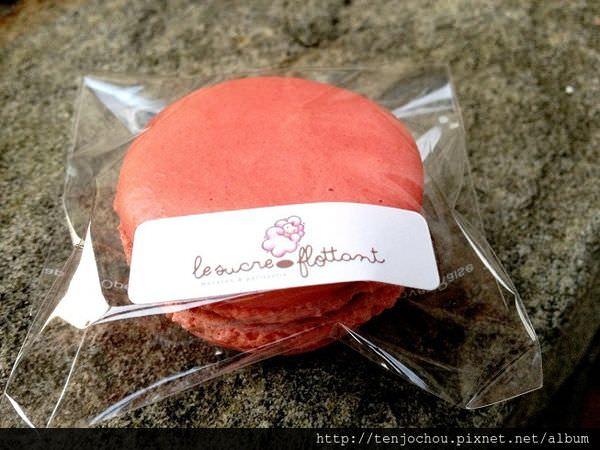 【台北食記】淡水/阪急-浮糖朵兒點心坊馬卡龍 *已結束營業