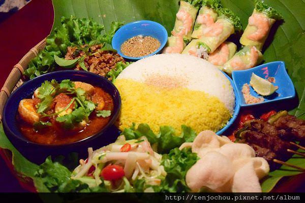 【台北食記】萬隆 秘境森林庭園餐廳 都市秘境時尚越泰料理