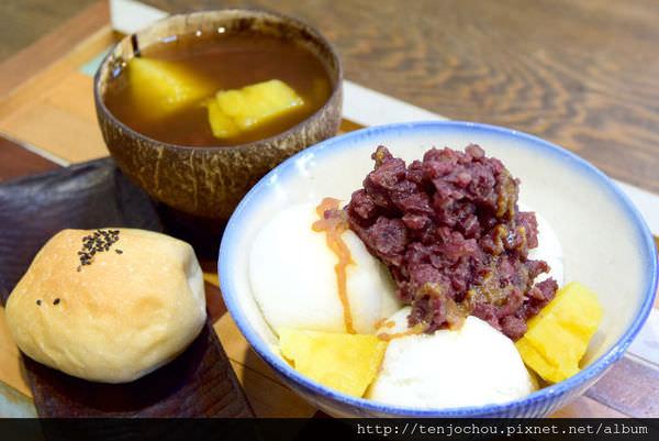 【台南食記】慕ㄇㄨˋ紅豆 老房內的柴燒紅豆湯 古早味美食更能溫暖人心