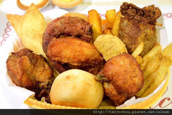 【台北食記】TKK Buffet頂呱呱自助吧吃到飽!炸雞、呱呱包、熱炒通通無限供應