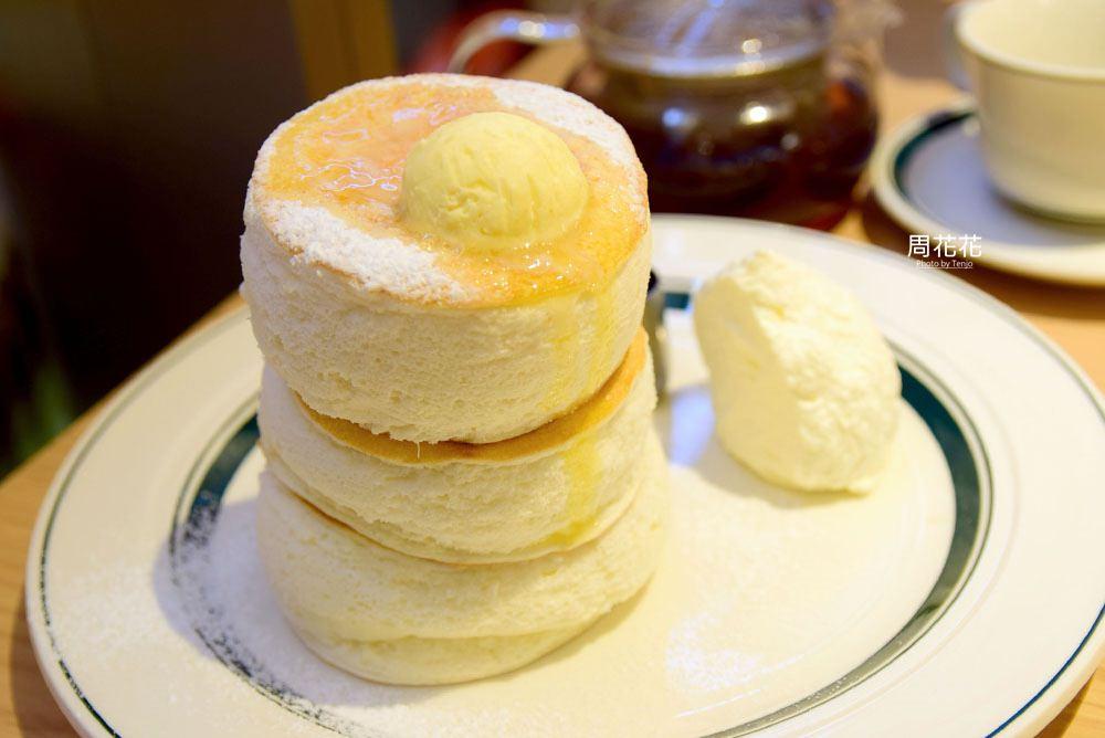 【日本東京食記】gram鬆餅 一天限量60個!鬆軟如舒芙蕾般的日式厚鬆餅!