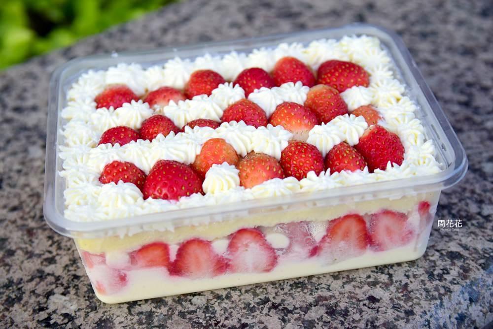 【台北食記】Eat enjoy意享美式廚房 超好吃草莓蛋糕、千層蛋糕!林口三井店新開幕!