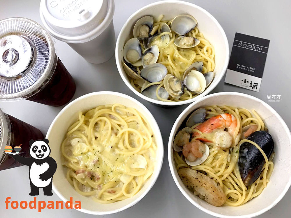 【美食外送app推薦】foodpanda空腹熊貓 探索美食的好幫手!人氣排隊名店居然都買得到!