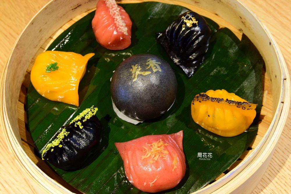 【台中食記】炎香樓 世界廚神陳偉強師傅的自信之作!視覺味覺雙滿足的港式料理