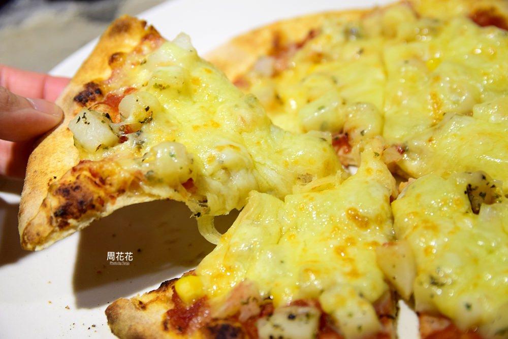 【台北食記】So Free Pizza柴燒窯烤比薩 公館超人氣平價美食!甜鹹口味選擇多