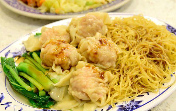 【台北食記】強記港式小館 必點雲吞撈麵!好吃到嚐一口就回不去了啊