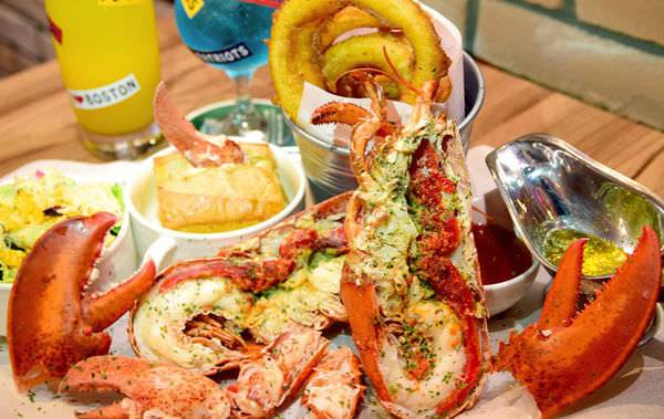 【台北食記】Wayne's Boston波士頓美式龍蝦牛排餐酒館 五顆星推薦!吃過一次就會被寵壞的終極美食!