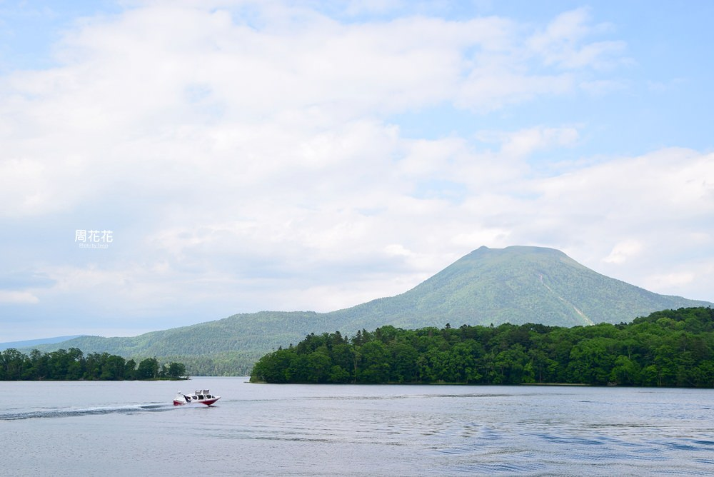 【北海道遊記】阿寒湖遊船 造訪神秘綠藻球的故鄉 道東旅遊景點推薦!