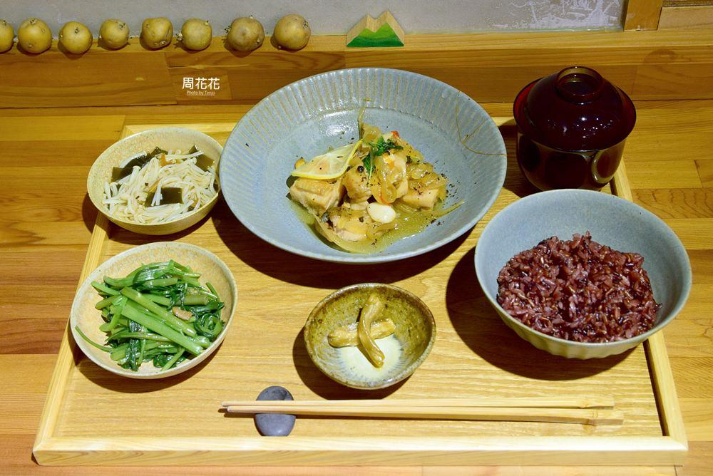 【台北食記】泔米食堂 一天一菜單!台灣好米好食材入菜,科技大樓站美食推薦