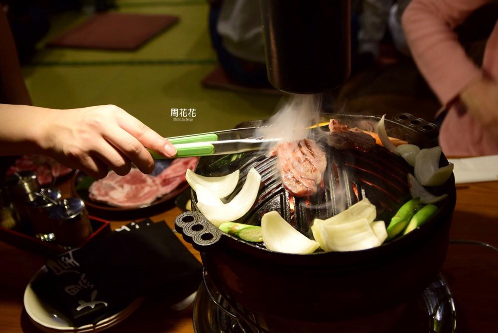 【日本食記】成吉思汗大黑屋 旭川必吃神級美食!無騷味的鮮嫩烤羊肉好吃不貴