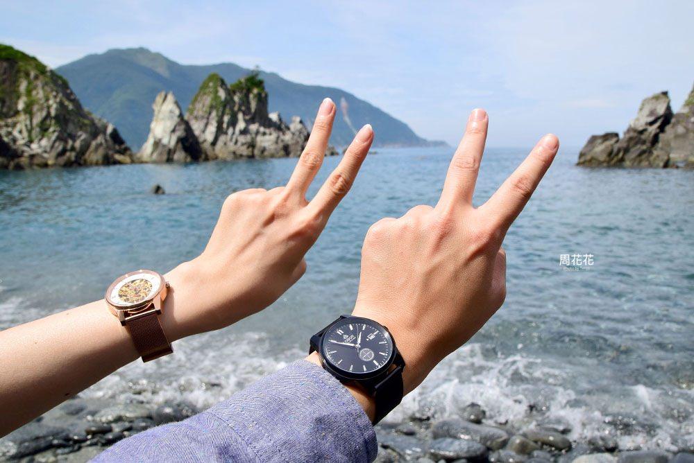 【宅配開箱評價】LOBOR Watches 香港設計師30年工藝展現!日本機芯自動機械錶