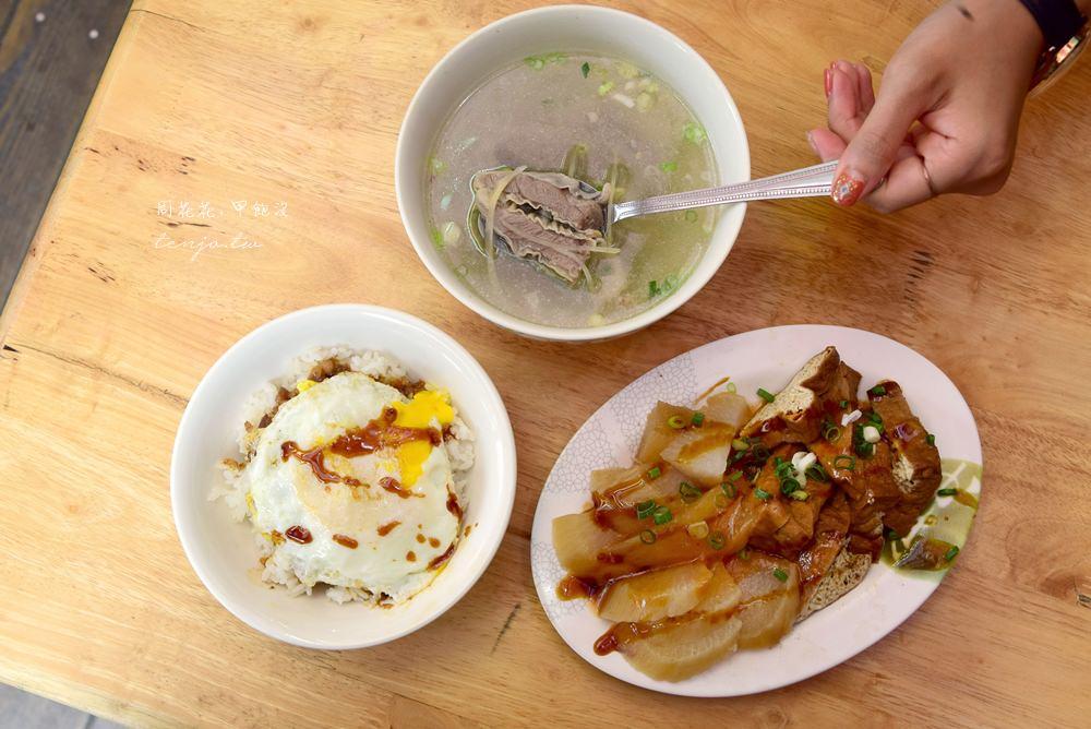 【花蓮食記】西村的家食堂 吉安鄉美食,日式老宅中的台式美味,推薦肉燥飯配半熟蛋
