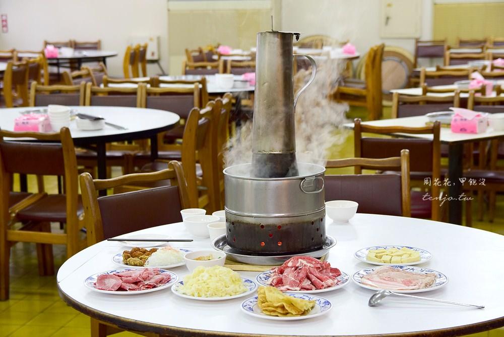 【台北食記】台電勵進餐廳 酸菜白肉鍋吃到飽 55年老店!老饕心中第一名火鍋店