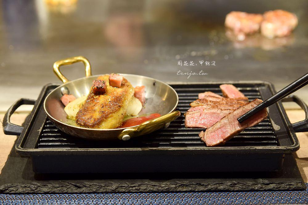 【台北食記】TBS剔邦饈 平價精緻鐵板燒料理!融入創意道道驚喜,東區美食推薦