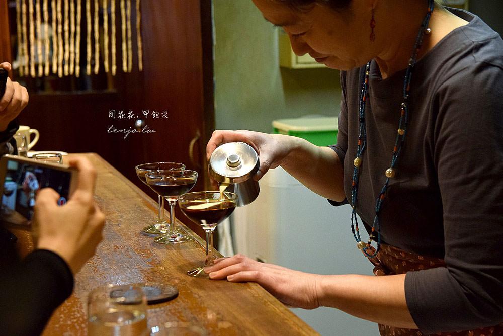 【東京銀座】琥珀咖啡CAFE DE L'AMBRE 日本第一間咖啡專賣店,座上加冕琥珀女王