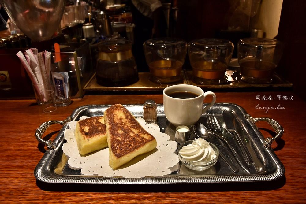 【東京美食】Cafe AALIYA 新宿甜點咖啡館推薦!千円有找法國吐司,好吃又平價