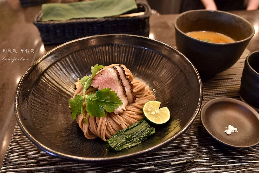 【東京護國寺美食】MENSHO 近年吃過最驚艷的拉麵、沾麵!tabelog3.85分