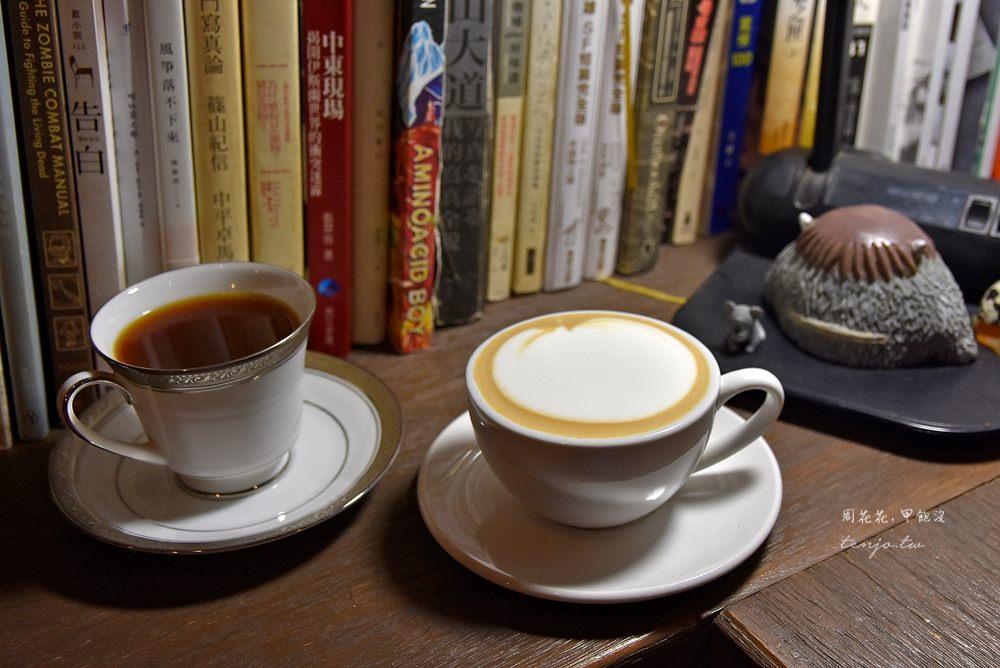 【台北咖啡】森耕咖啡商行 萬華巷弄內老屋新生命,一喝成主顧的職人靈魂
