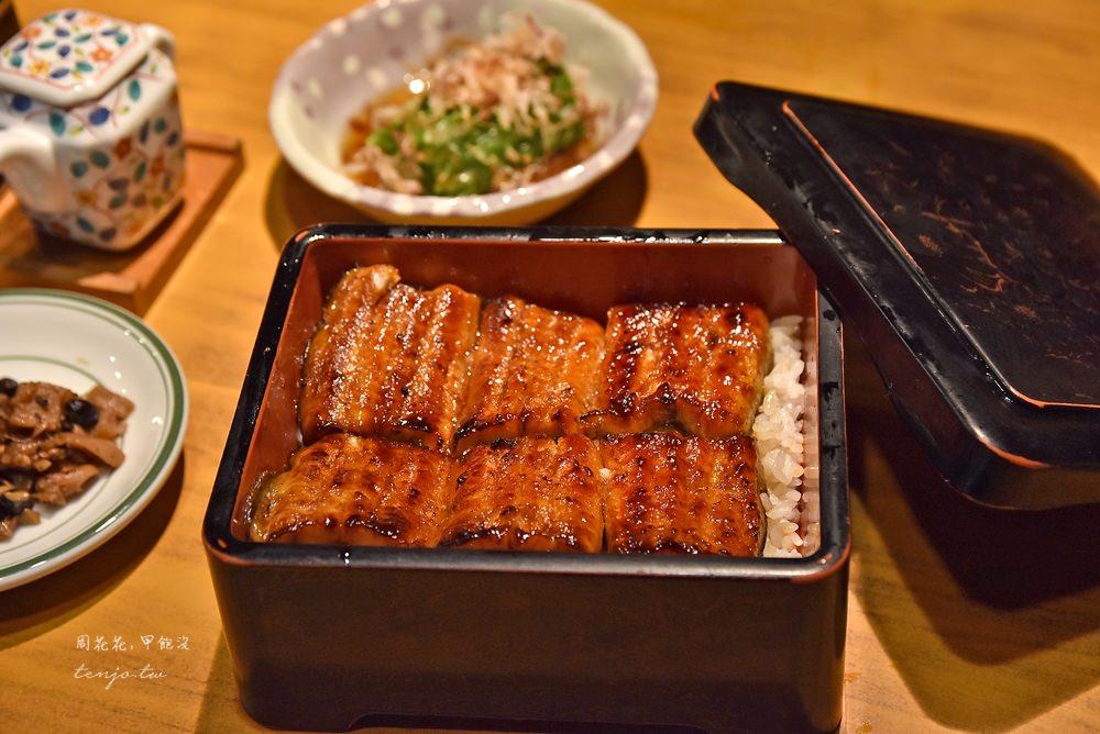【松江南京美食】魚心日式料理 鰻魚飯號稱台北雙絕!老饕推薦巷弄老字號名店