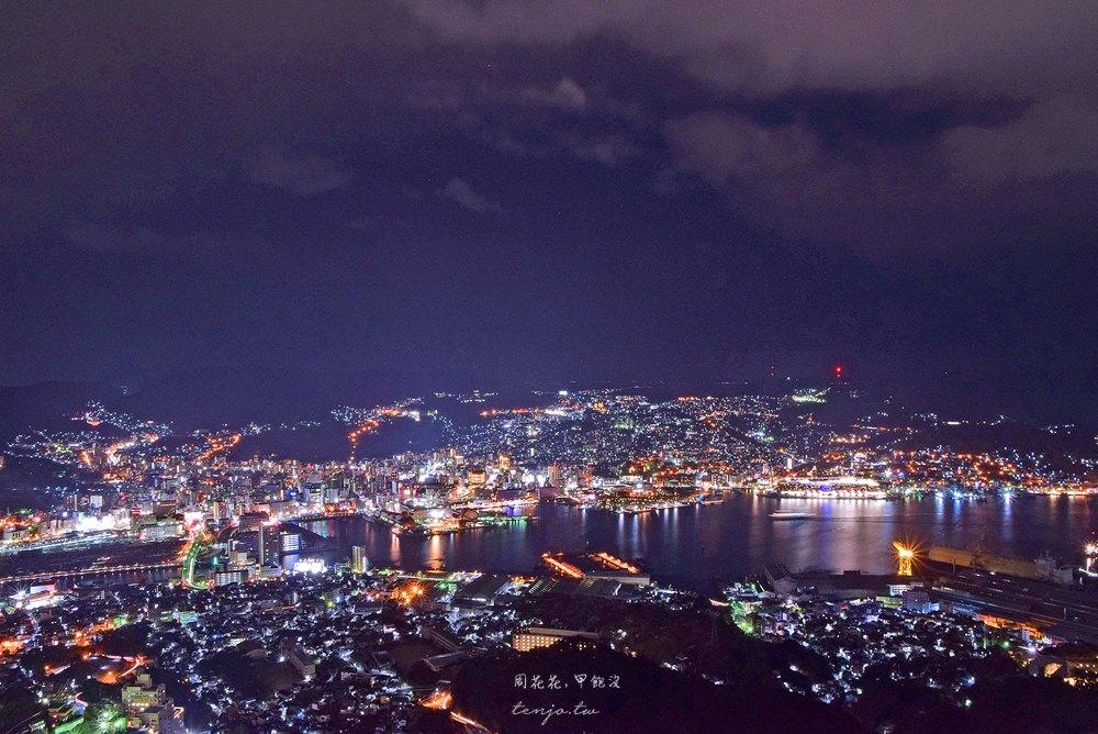【日本長崎景點】稻佐山展望台 世界三大夜景!交通資訊、纜車優惠券、營業時間總整理