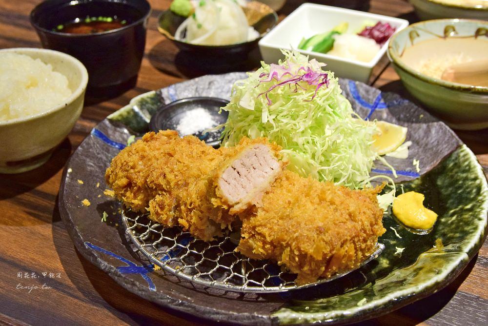 【熊本餐廳】勝烈亭豬排本店 米其林推薦美食!排名第一的鹿耳島六白黒豚炸豬排