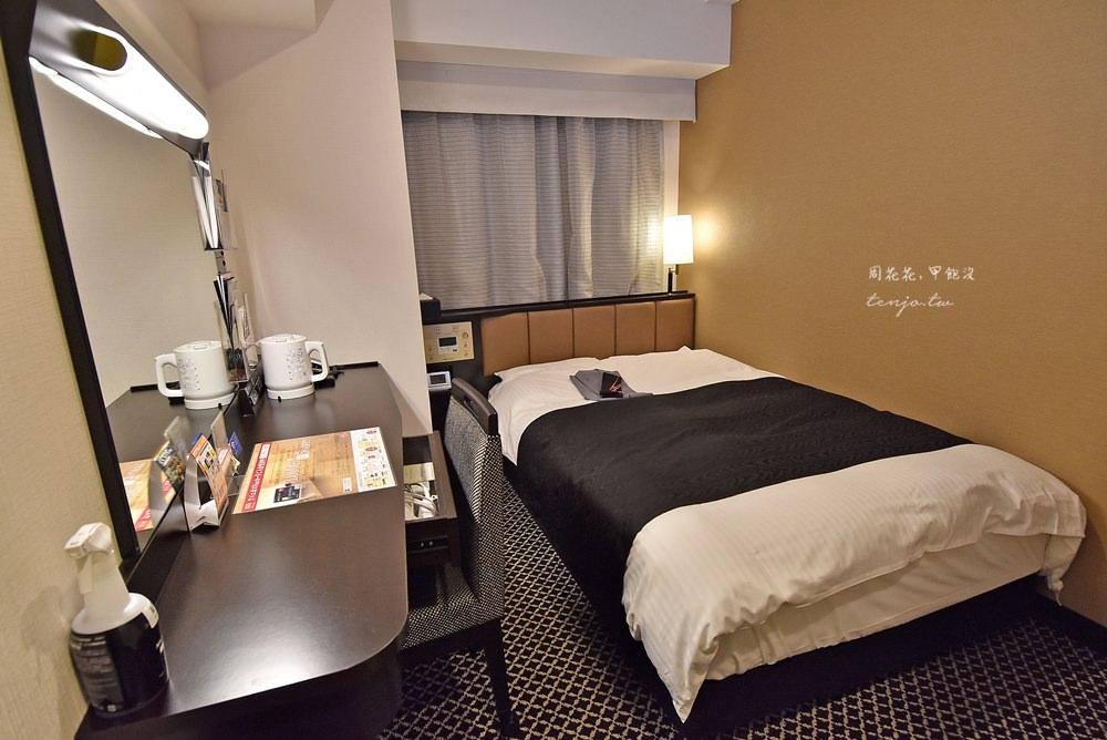 【東京平價住宿】APA飯店TKP日暮里站前 交通方便往返成田機場,JR車站走路3分鐘