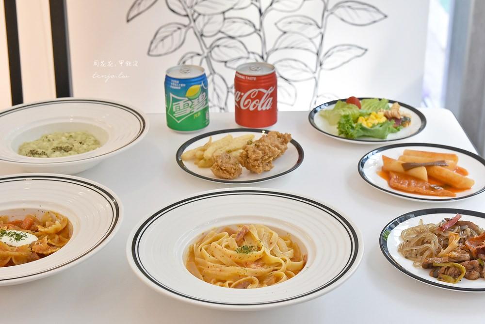 【台北東區美食】義術家 義大利麵、buffet吃到飽 超平價只要359元起!