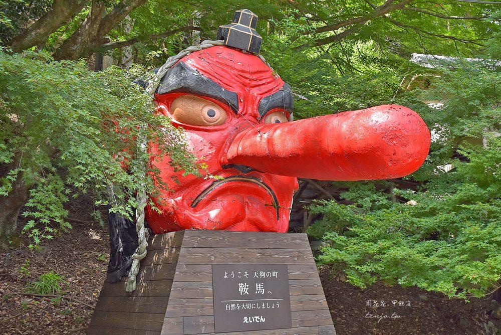 【關西景點推薦】鞍馬寺 京都近郊一日散策!超大型天狗像,搭纜車前往源義經修行之地