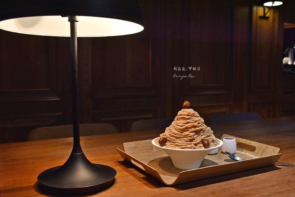 【台北美食推薦】小巴黎人麵包製作所 特色蒙布朗刨冰!不限時早午餐久坐咖啡廳