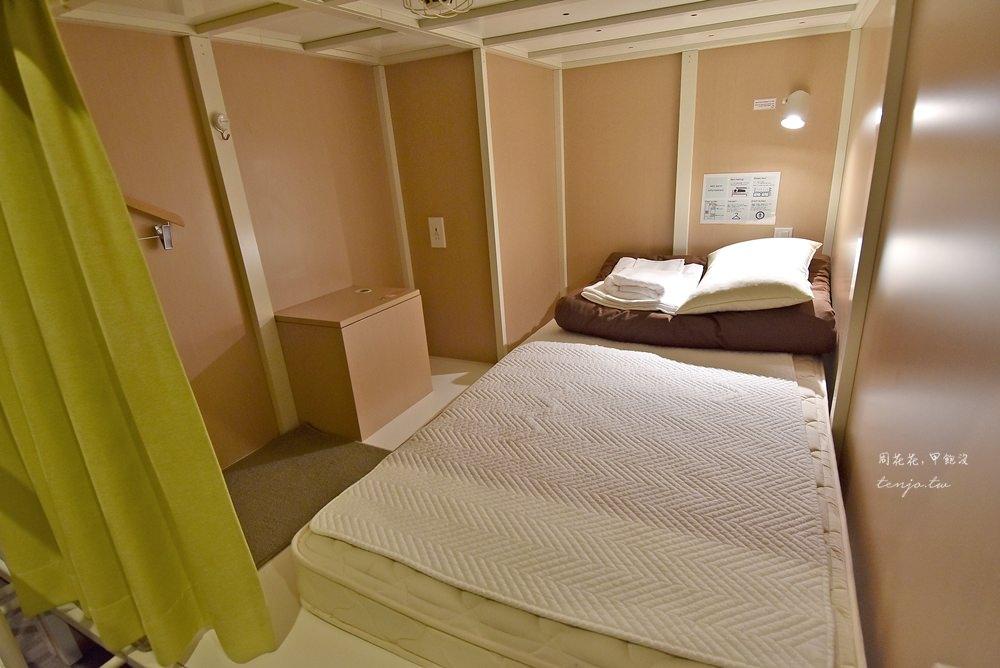 【札幌平價住宿】GRIDS飯店&青年旅館 狸小路內近地鐵薄野站,一晚千元有找