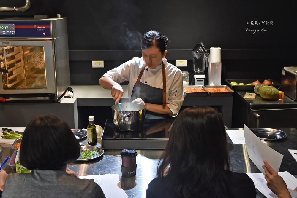 【廚藝教室推薦】i'm chef 佐思廚序 私廚養成班!系統思考教學注入靈魂的美味料理