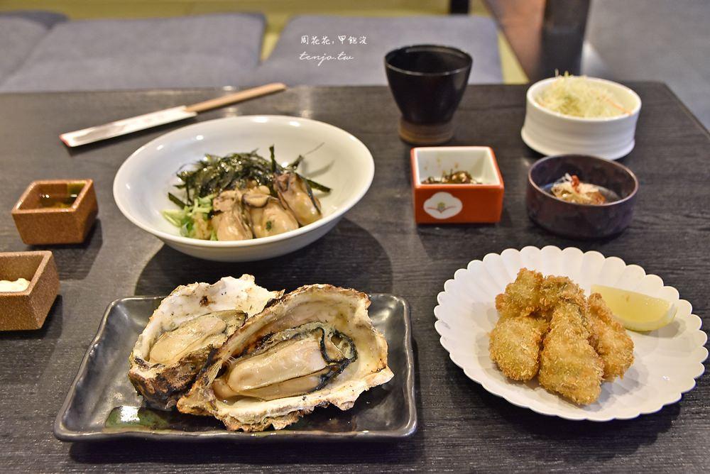 【廣島美食推薦】牡蠣屋 宮島排行第一tabelog3.76分!牡蠣定食一次吃到各種料理