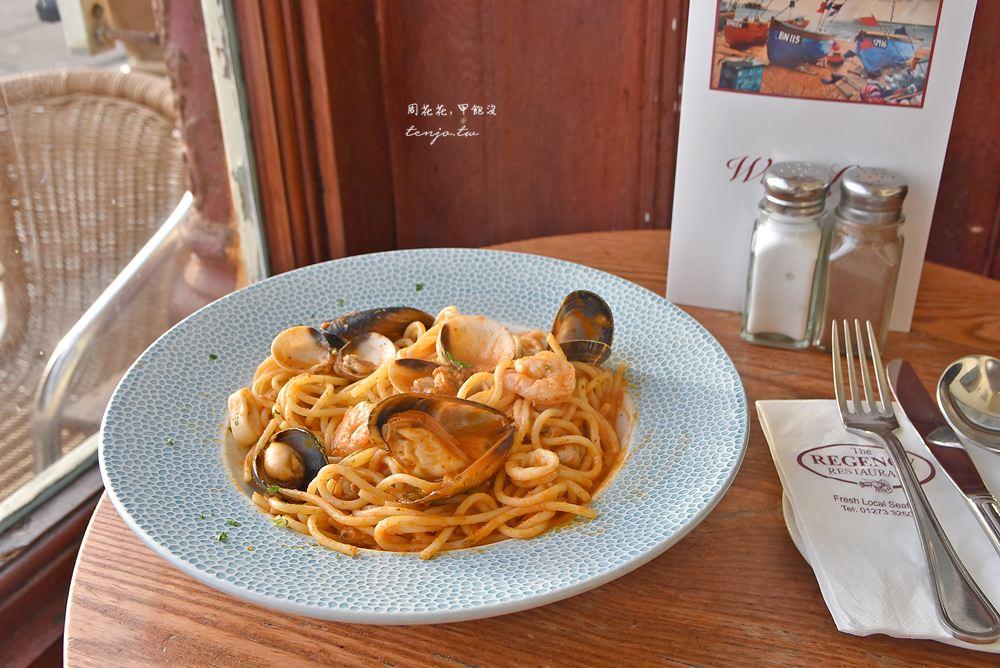 【布萊頓Brighton】Regency Restaurant 在地人推薦高cp值海鮮餐廳(英文menu、中文菜單)