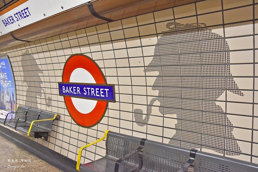 【英國倫敦景點】福爾摩斯博物館 貝克街221B號門票價格,免費參觀一樓紀念品商店