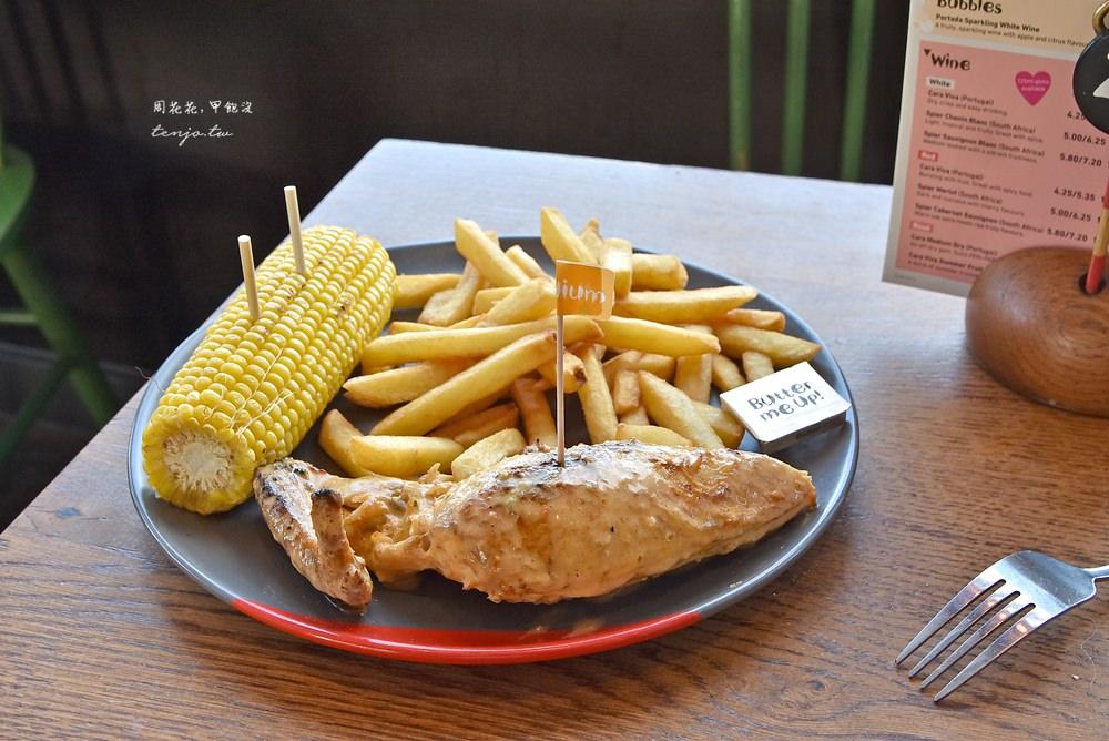 【英國倫敦美食】Nando's烤雞 源自南非的平價美食推薦!各大城市景點都有分店