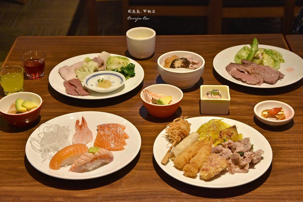 【台北吃到飽推薦】欣葉日本料理信義店 全家最愛的buffet吃到飽!價位優惠整理