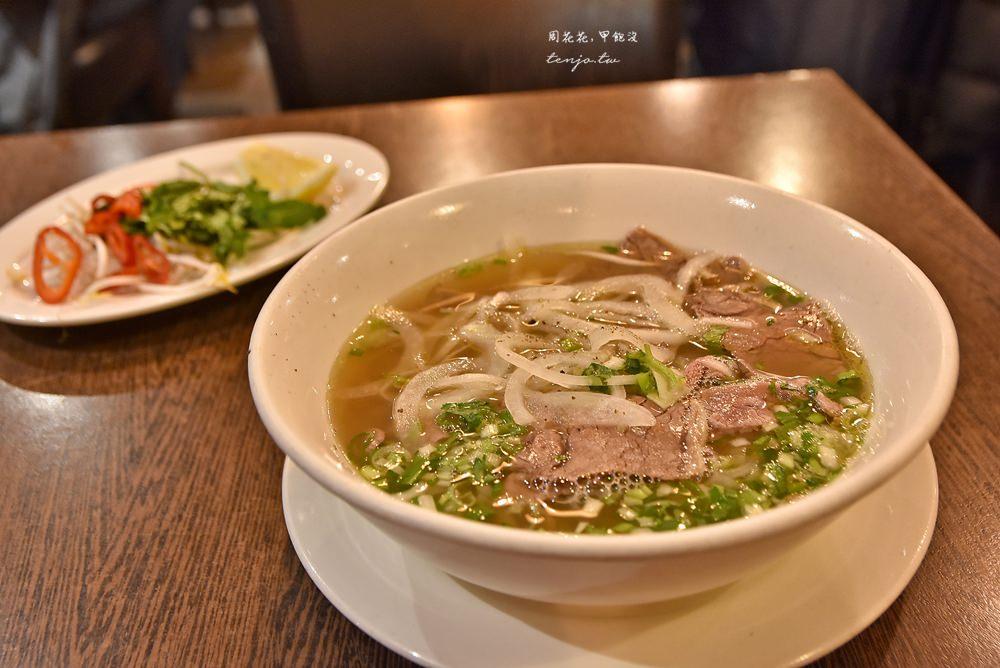 【倫敦美食】Sen Viet 國王十字車站King's Cross好吃越南餐廳,推薦生牛肉河粉
