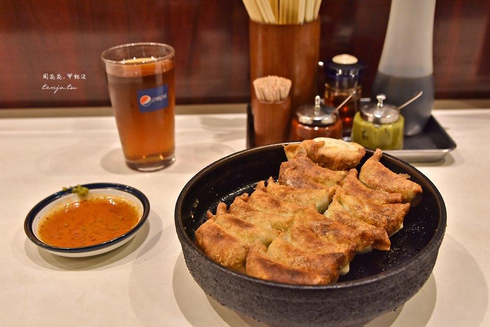 【福岡美食】博多祇園鉄なべ 好吃有特色B級美食鐵鍋煎餃!在地人推薦居酒屋