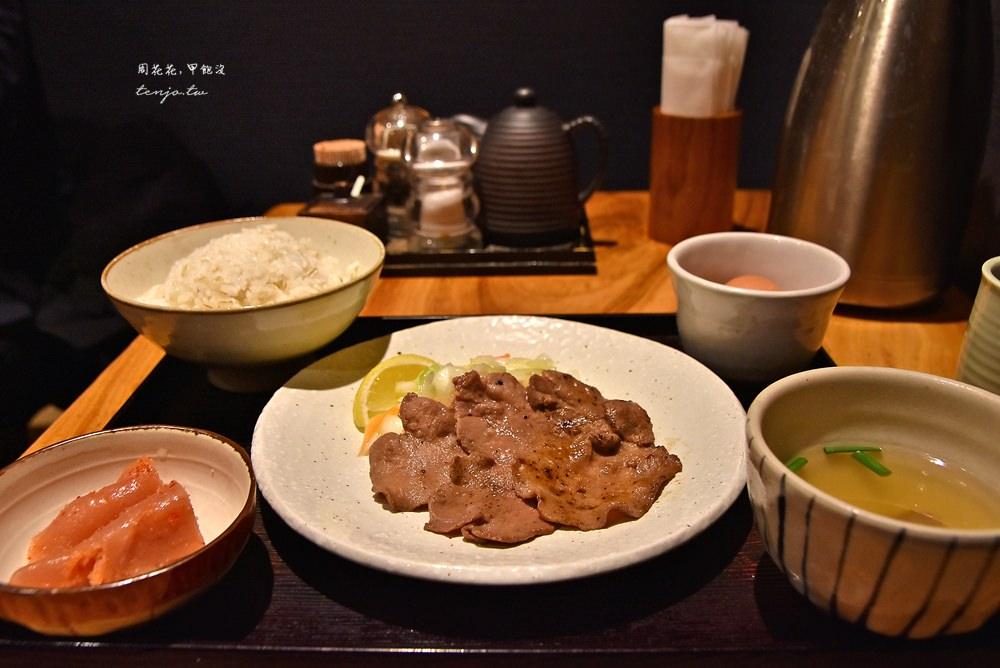 【福岡高cp值早餐】たんやHAKATA 牛舌定食只要528円!博多一番街美食推薦