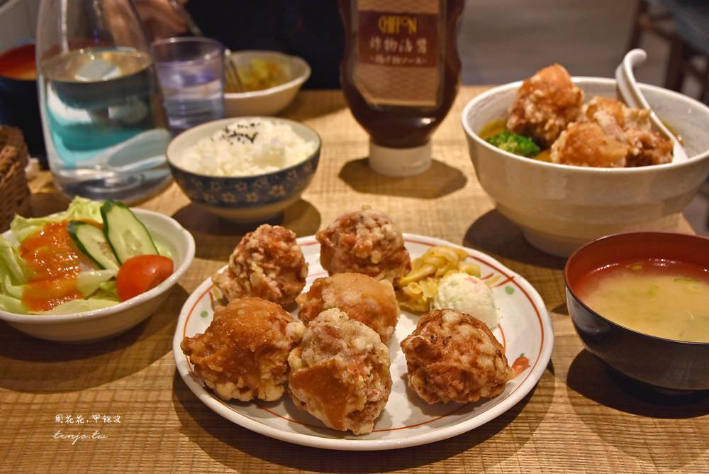 【南京復興美食】CHIFFON日式手工蛋糕店 戚風蛋糕專門!炸雞多汁好吃推薦