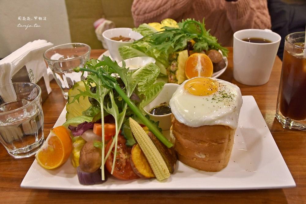 【南京復興站美食】光合箱子南京店 台北大份量早午餐推薦,滿滿蔬果補足一天營養