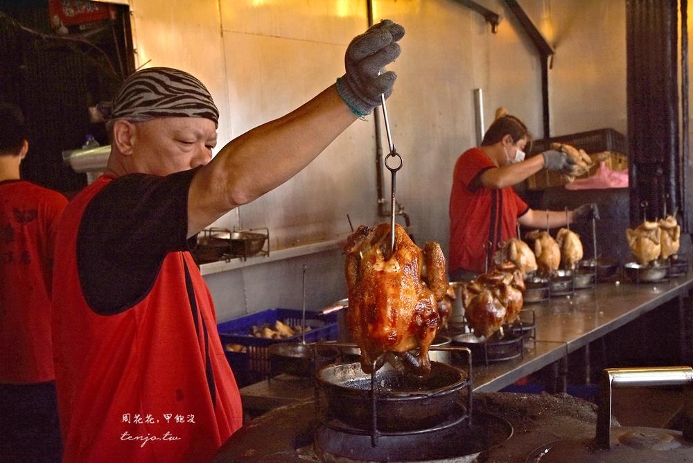 【礁溪美食】甕窯雞宜蘭店 30年獨家秘方醃製、荔枝木古法悶烤!餐廳附設停車場