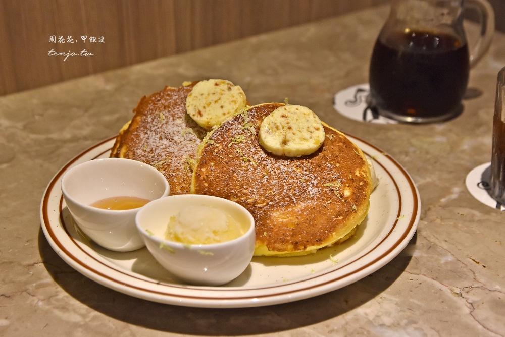 【台北東區美食】咖朵咖啡 熱銷十年舒芙蕾、熱蛋糕鬆餅,忠孝敦化下午茶推薦