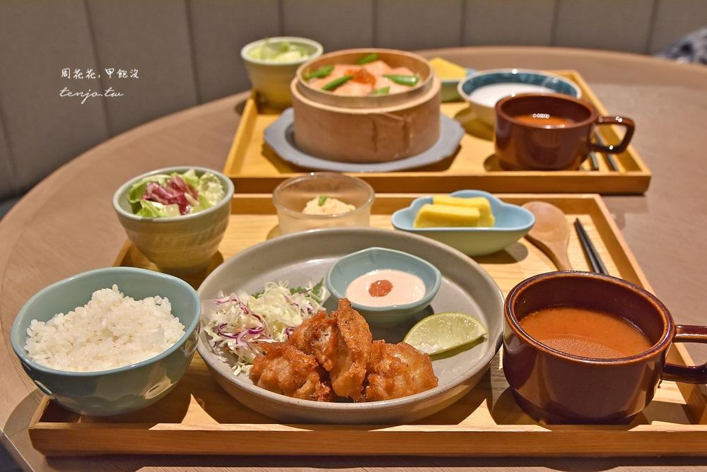 【南港CITYLINK美食餐廳】WIRED CHAYA茶屋 在蔦屋書店內品味新潮日式定食
