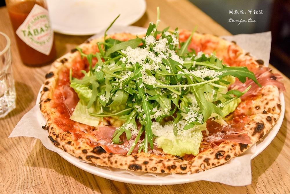 【民生社區美食推薦】好時光披薩 義大利磚窯高溫窯烤!pizza平價好吃菜單口味選擇多