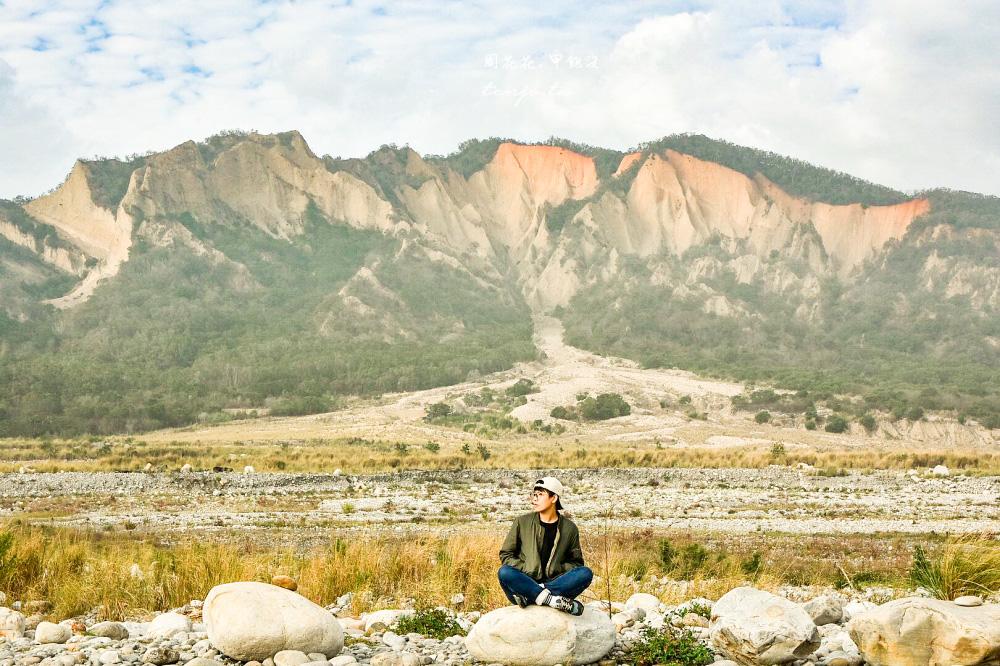 【苗栗景點】火炎山大峽谷交通拍照攻略!步道全長難度不高,免申請攻下台灣小百岳