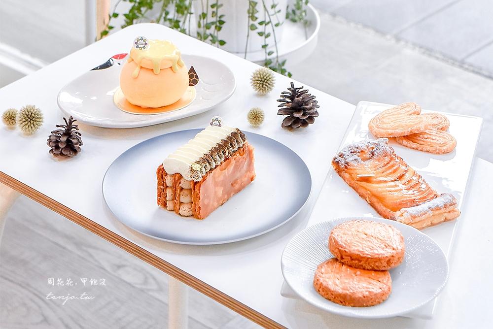 【板橋美食推薦】稻町森法式甜點舖 留法主廚手藝巔峰之作!還有開設法式甜點線上課程