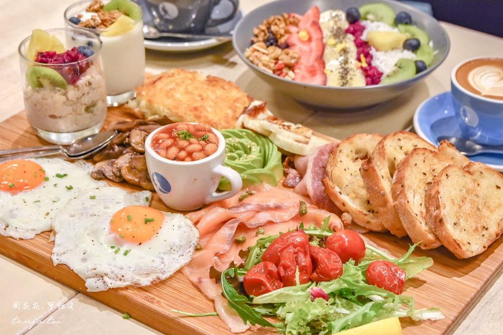 【內湖港墘站美食】The Antipodean 澳式風格咖啡店必點皇后大早餐!肉桂捲好吃推薦