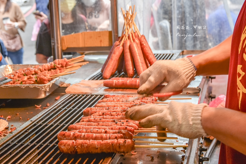 【烏來老街必吃美食小吃】雅各原住民山豬肉香腸、烏來小米麻吉 高評價排隊都要吃推薦