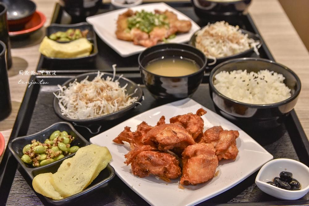 【忠義路美食推薦】橋北屋日本家庭料理 號稱台南最好吃的炸雞定食!我愛店一吃十多年